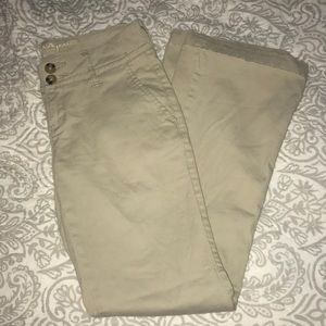 Juniors Arizona Khaki Pants